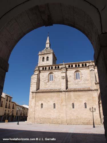 Iglesia de San Benito Abad, Yepes, Toledo