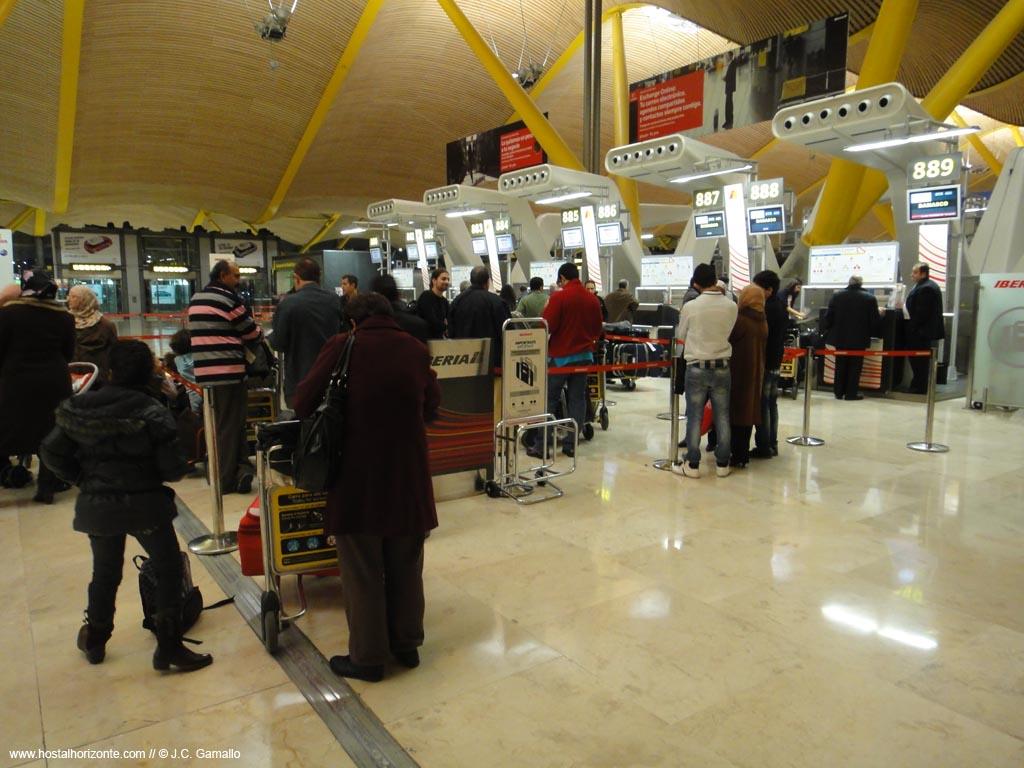 hostal aeropuerto: