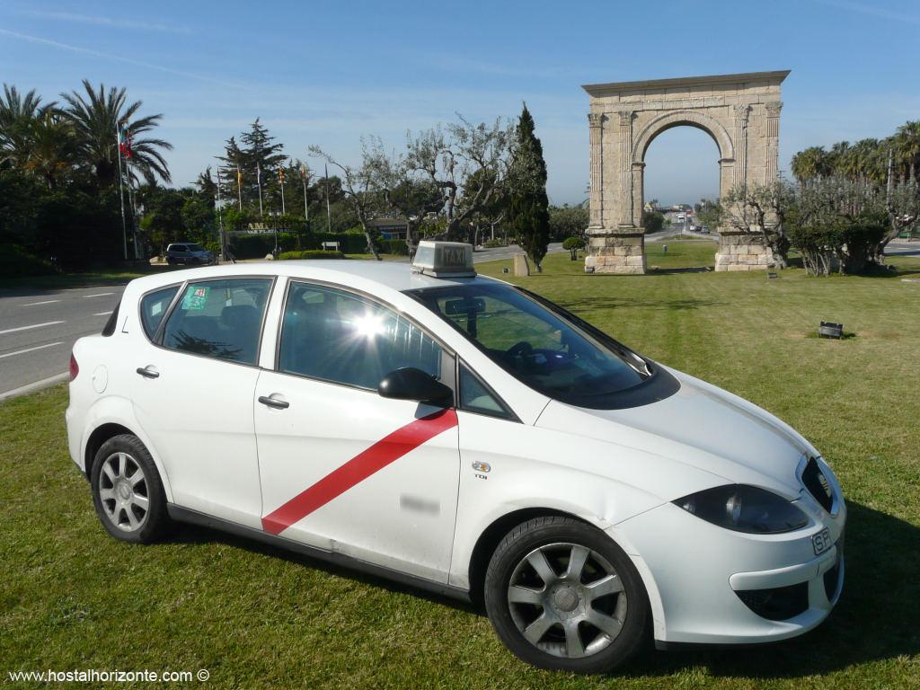 Resultado de imagen de taxis roma