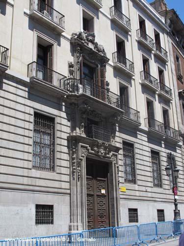 El madrid barroco de pedro de ribera hostal madrid hostel pension madrid - Autoescuela gala puerta del sol ...