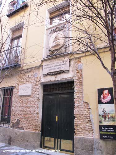 Opiniones de casa de cervantes madrid - Casa lista madrid ...